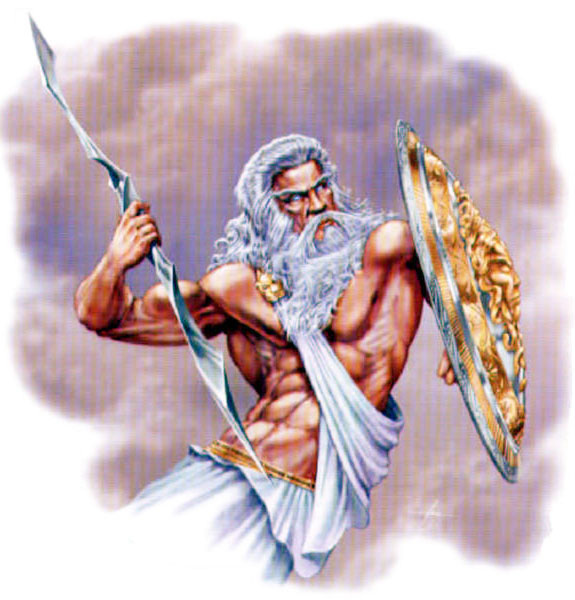 Physical Appearance And Symbols Zeus Cant Be Beat